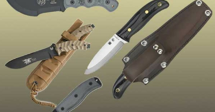 My Top 5 Survival Knives — Everyone will have their own take on what the best survival knife should be like, so I thought of creating this ultimate resource of helping people out through detailed reviews and objective analysis of all the top survival blades in the market.