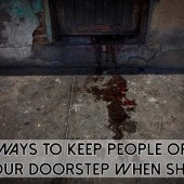 5 Ways To Keep People Off Your Doorstep When SHTF