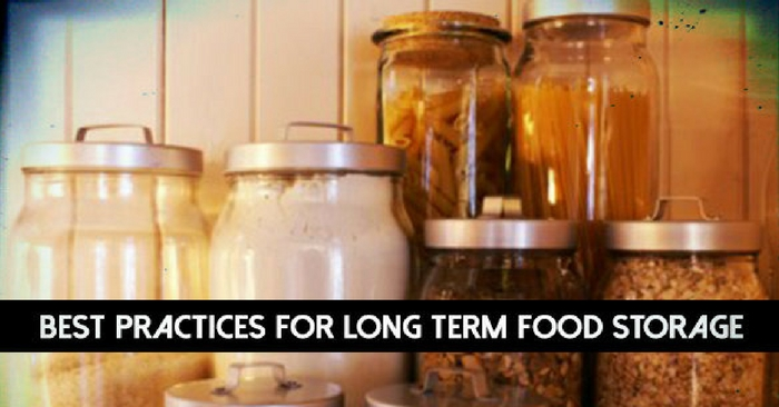 Best Practices For Long Term Food Storage — When it comes to food preservation, this article is one of the best... It goes over some of the main ways to preserver foods and goes into detail about it.