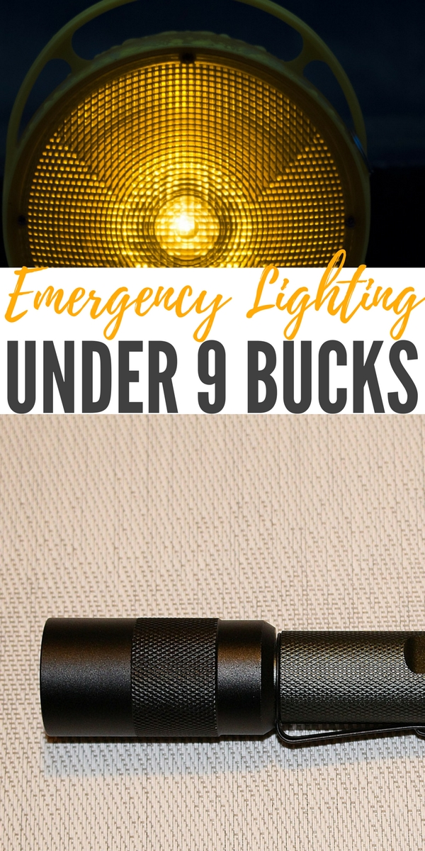 Emergency Lighting Under 9 Bucks — The Luna LED Light is an awesome, very cheap prepping item I would highly recommend to have not only for the home, in case of a power cut, but to keep in a bug out bag and for camping!