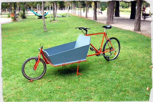 How To Build a 2-Wheel Cargo Bike