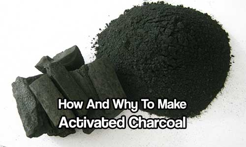 How And Why To Make Activated Charcoal - Knowing how to make activated charcoal is great knowledge to have and there are several benefits and uses. Did you know that it can be given to poison victims to absorb the poison before it does damage, and you can also use it to filter water and air.
