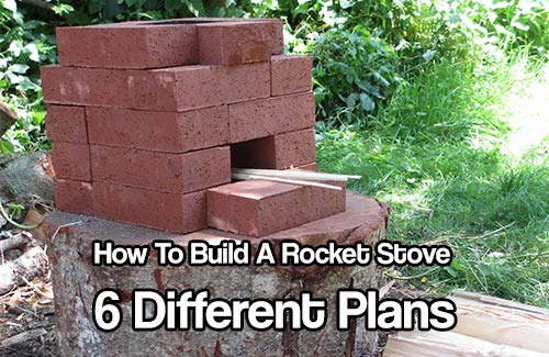 How To Build A Rocket Stove 6 Different Plans  http://www.shtfpreparedness.com/how-to-build-a-rocket-stove-6-different-plans/