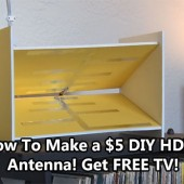 How-To-Make-a-$5-DIY-HDTV-Antenna!-Get-FREE-TV!
