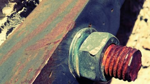 How to Remove Rusted Nuts and Bolts