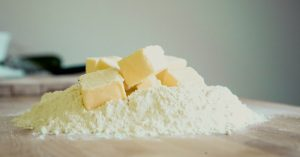 DIY Sweet Cream Butter — Making butter is really easy, I make it all the time when I am home over the summer! I personally LOVE sweet cream butter over any other butters. I love the rich flavor it gives and again it's sooo easy to make.