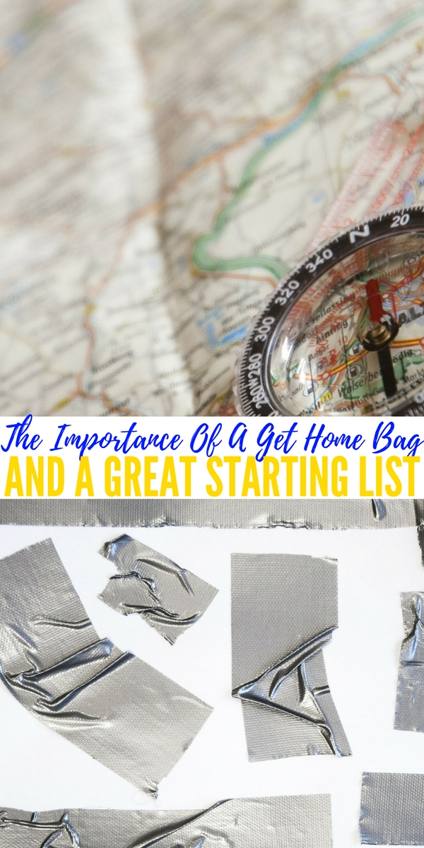 The Importance Of A Get Home Bag And A Great Starting List — I am sharing this article as I know a lot of you are new to prepping or just looking if it's something you could do. This artcle is actually from a new prepper who shares her get home bag with us all and why she has one.