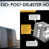 The EXO:  Post-Disaster House