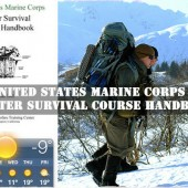 United States Marine Corps – Winter Survival Course Handbook