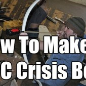 How To Make A PVC Crisis Bow