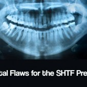 Dental Flaws for the SHTF Prepper