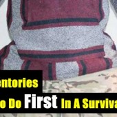 The 3 Inventories You Need To Do First In A Survival Situation