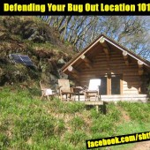 Defending Your Bug Out Location 101