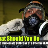 What Should You Do in The Immediate Outbreak of a Chemical Attack? - A chemical attack can be easily defined as the deliberate release of a gas, liquid or solid which is toxic to the environment in which it has been placed. It is a situation that most of us hope we never have to face but nevertheless it does not hurt knowing what to do in the case of a chemical attack and how to spot the warning signs.
