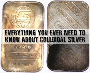 "Everything You Ever Need To Know About Colloidal Silver - In medieval times the wealthy gave children a silver spoon to suck on to fight off disease, I guess that's where the saying ""born with a silver spoon in your mouth"" came from. Learn the history, the pros and cons, how not to take it and more importantly, never buy it if you are not 100% sure it is pure Colloidal Silver."