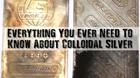 Everything You Ever Need To Know About Colloidal Silver
