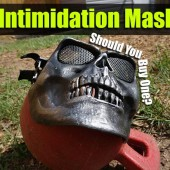 Intimidation Mask: Should You Buy One? - In a SHTF situation, I can see these mask being used to not only hide identities but to scare people and get what they want. Not a great thing to do but if you are in survival mode, this may just be something simple you could do with out resorting to violence.