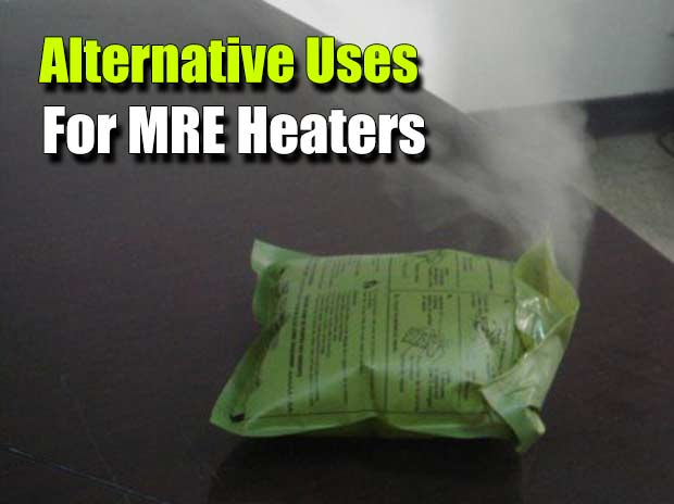 Other Uses for MRE Heaters - These flameless heaters also known as MRE heaters are really useful to have around in an emergency! They are fantastic at heating food with no fire and they are also great at so many other things!