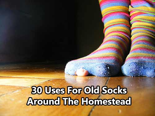 30 Uses For Old Socks