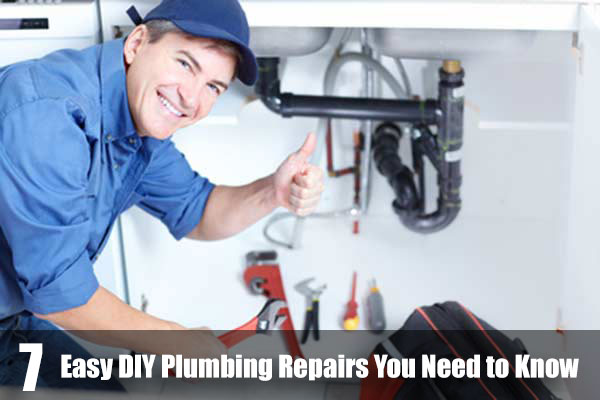 7 Easy DIY Plumbing Repairs You Need to Know - Knowing how to fix your pipes is great knowledge for emergency situations. Would you know how to unfreeze your pipes in the winter? What if you power went out and you had no way to heat them?