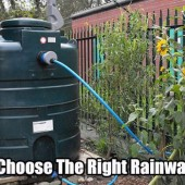 How To Choose The Right Rainwater Tank - If you are lucky enough to live in a place where you are free to collect rain water take a look at this article in the link below. The article explains what type of rain water catchment systems are available and provides information about each type.