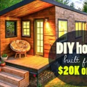 6 Eco-Friendly DIY Homes Built for $20K or Less
