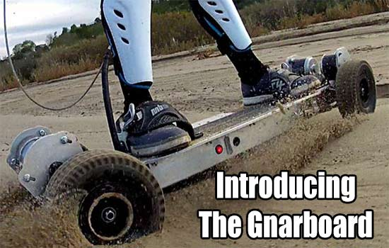 Introducing The Gnarboard