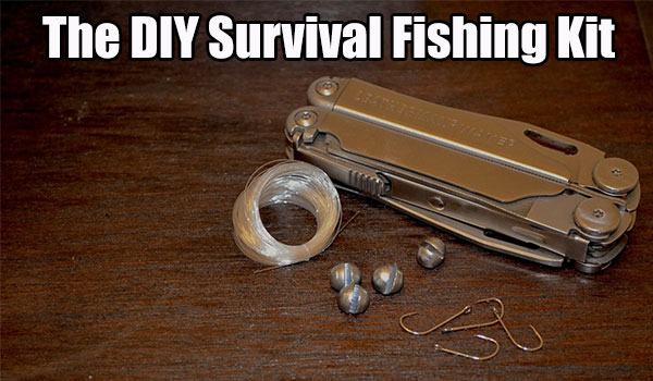The diy survival fishing kit shtf prepping for Survival fishing kit