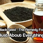 Black Seed - The remedy For Just About Everything