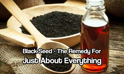 Black Seed - The remedy For Just About Everything - Black seed is also known as roman coriander, black sesame, black cumin, black caraway and onion seed. I thought turmeric was the worlds best remedy for ailments but according to a study turmeric can help will about 600 ailments where as black seed can help about 1200.