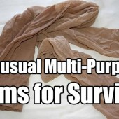 7 Unusual Multi-Purpose Items for Survival