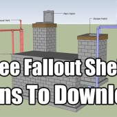 6 Free Fallout Shelter Plans To Download
