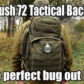 5.11 Rush 72 tactical backpack review – the perfect bug out bag?