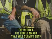 CoffeeBoxx: The Coffee Maker That Will Survive SHTF -