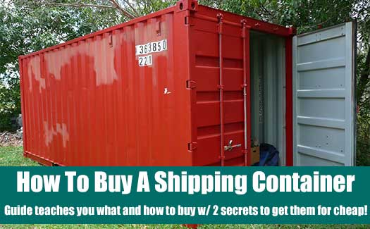 Shipping Container Bug Out Shelter 525 x 325