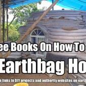 35 Free Books On How To Build An Earthbag Home