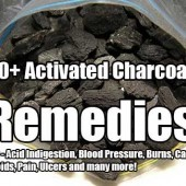 60+ Activated Charcoal Remedies