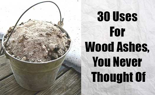 30 Uses For Wood Ashes You Never Thought Of Shtf