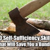 10 Self-Sufficiency Skills That Will Save You a Bundle