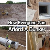 Now Everyone Can Afford A Bunker
