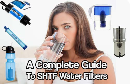 A Complete Guide to SHTF Water Filters - Whether you comprehend and understand their purpose and what they bring to the table or not, knowledge is power, and by becoming informed, you can make a smart selection that fits your specific needs to a tee.