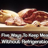 Five Ways To Keep Meat Without Refrigeration