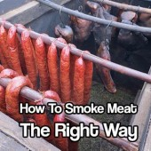How To Smoke Meat The Right Way