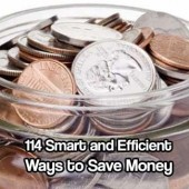 114 Smart and Efficient Ways to Save Money