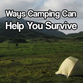 Ways Camping Can Help You Survive