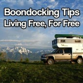 Boondocking Tips: Living Free, For Free - Next time you're planning out your outdoors vacation, consider the idea of boondocking – it might just change your whole perspective on traditional camping. Tag someone who may want to boondock in the comments below :)