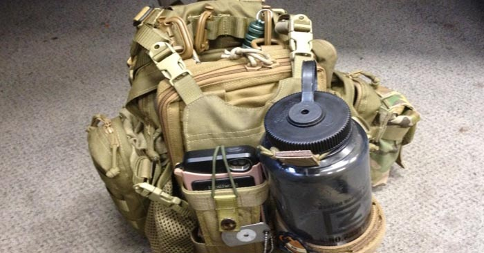 how to build the ultimate bug out bag