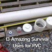 13 Amazing Survival Uses for PVC