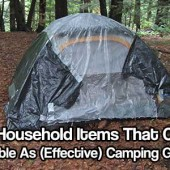 23 Household Items That Can Double As (Effective) Camping Gear