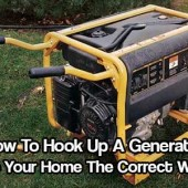 How To Hook Up A Generator To Your Home The Correct Way - My wife and I have been through 3 bad power outages in the past 5 or 6 years and let me tell you this… they were not quick outages, they lasted between 5 – 10 days. The first one we had to endure it with no generator, the second time we had a generator but ran an extension cord and the last outage we ran our generator to our home and it was like we didn't even have an outage.